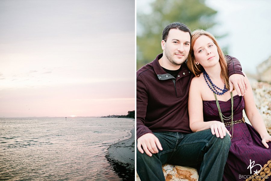 Anna Maria Island Wedding Photographers, Brooke Images, Jacksonville Wedding Photographers, Tampa Bay Wedding Photographers, Beach Engagement Session