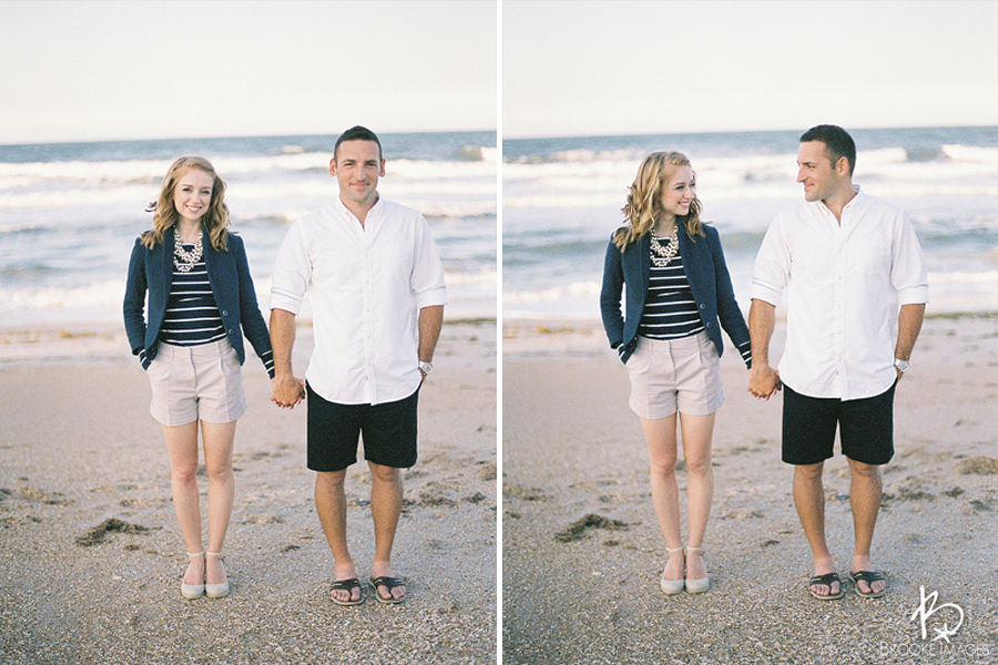St. Augustine Wedding Photographers, Brooke Images, Kristen and Nick Engagement Session