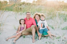 Jacksonville Lifestyle Photographers, Brooke Images, Atlantic Beach, Family Session, Beach Session, The Schwinn Family