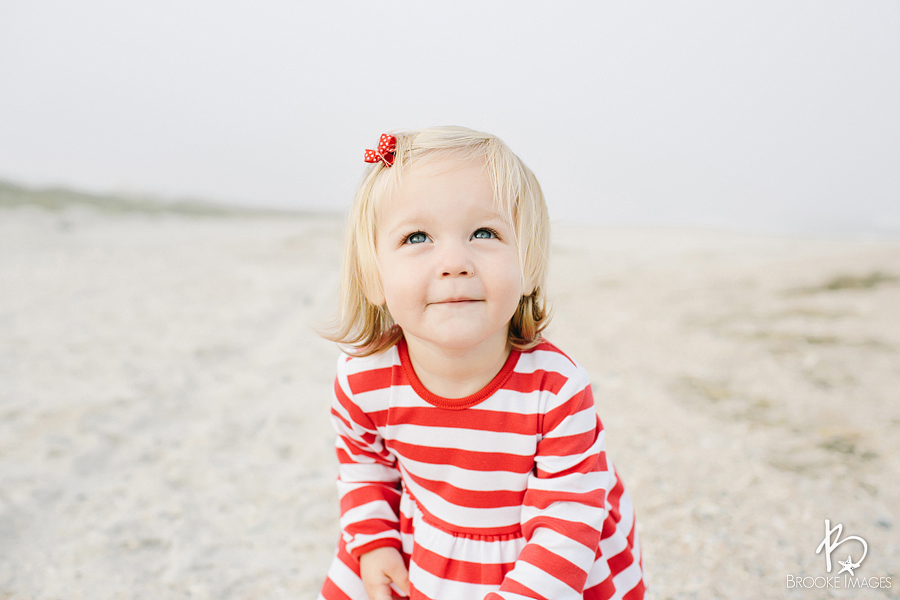 Jacksonville Lifestyle Photographers, Beach Newborn Session, Brooke Images, The Iofredo Family
