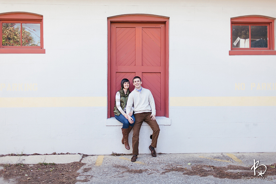 St. Augustine Wedding Photographers, Brooke Images, St. Augustine Engagement Session, Kristen and Chris