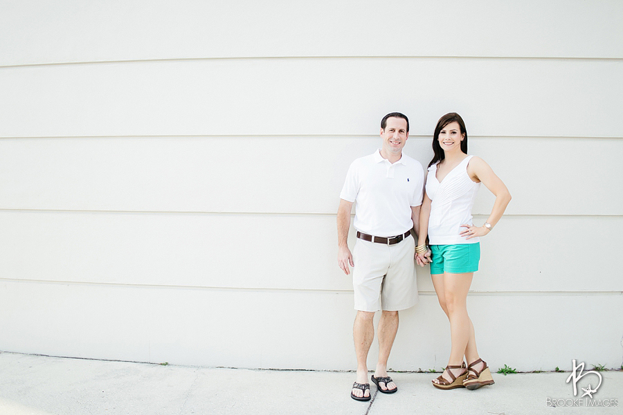 St. Augustine Wedding Photographers, Brooke Images, Brittany and Greg's Engagement Session, Atlantic Beach, Beach Session