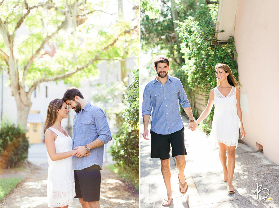 St. Augustine Wedding Photographers, Brooke Images, Lauren and Jarrett
