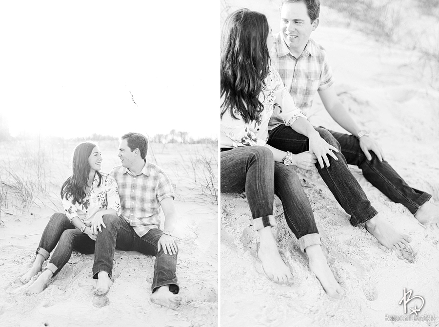 Jacksonville Wedding Photographers, Brooke Images, Jacksonville Beach, Beach Session