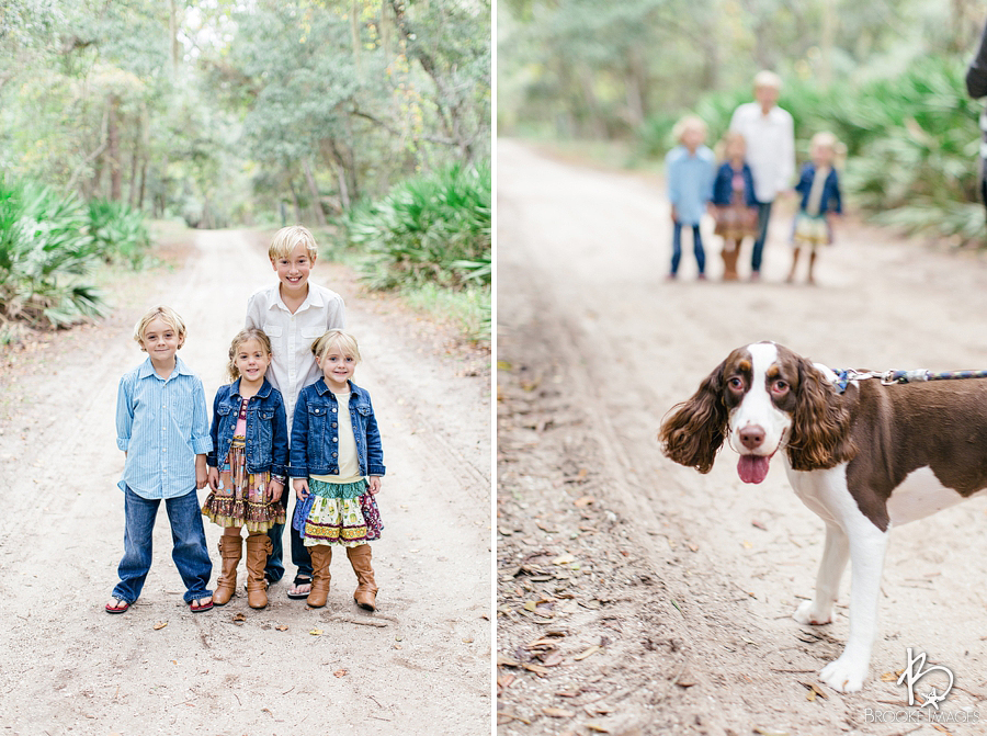 Ponte Vedra Lifestyle Photographers, Brooke Images, Family Session, the Tuttles