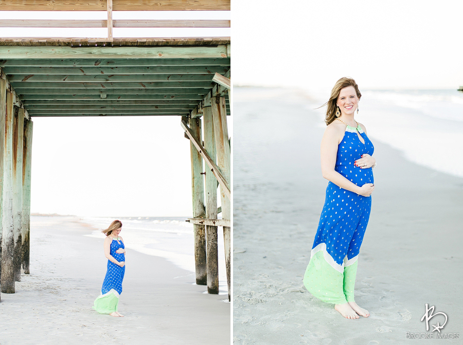 Amelia Island Lifestyle Photographers, Brooke Images, Fernandina Beach, Pier, Family Session