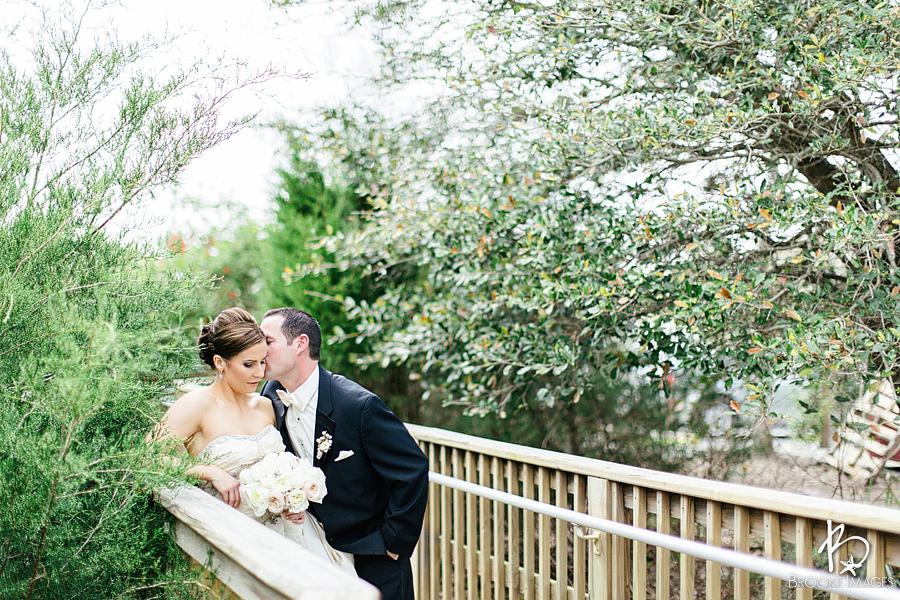 St. Augustine Wedding Photographers, Brooke Images, The River House, Brittany and Greg