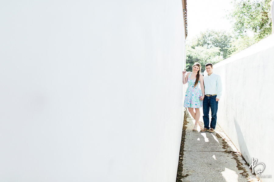 St. Augustine Wedding Photographers, Brooke Images, Engagement Session, Beach Session, Whitney and Nicolai