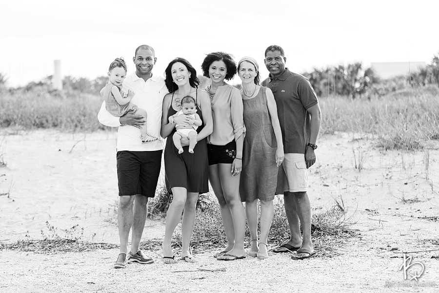 St. Augustine Lifestyle Photographers, Brooke Images, Vilano Beach Session, Family Session, Peete Family