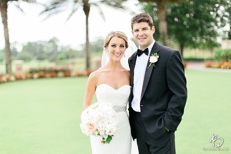 Ponte Vedra Beach Wedding Photographers, Brooke Images, TPC Sawgrass, Jacksonville Wedding Photographers, Lauren and Jarrett