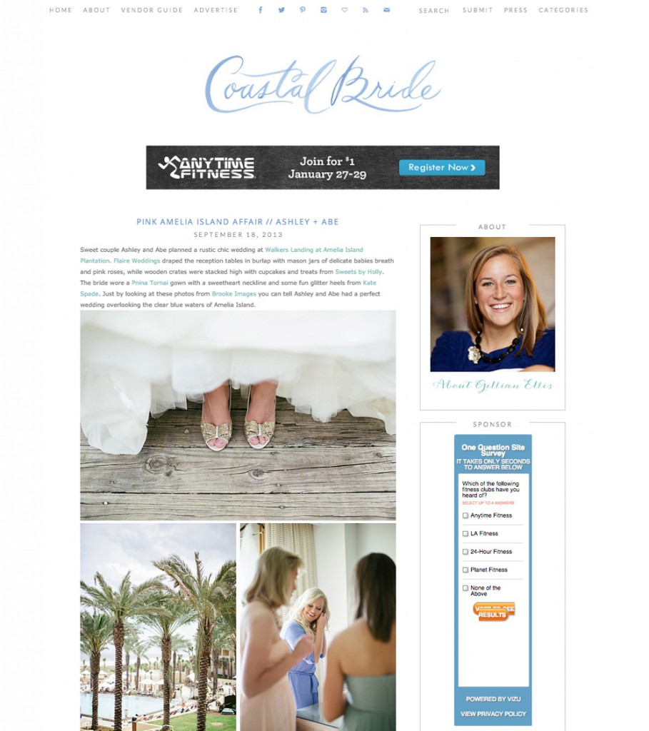 Amelia Island Wedding Photographers, Coastal Bride, Brooke Images, Omni Amelia Island, Walker