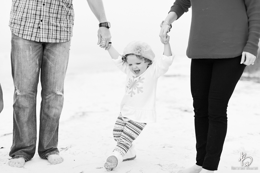 Anna Maria Island Lifestyle Photographers, Brooke Images, Abrams Family Session, Beach Session, Christmas Cards