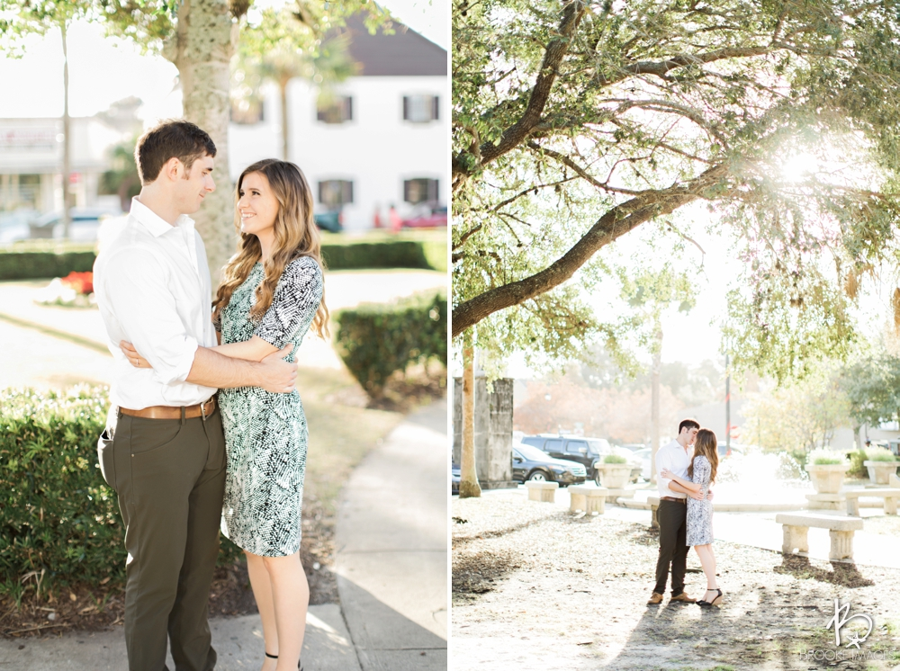 St. Augustine Wedding Photographers, Brooke Images, Veronica and Matt, Engagement Session