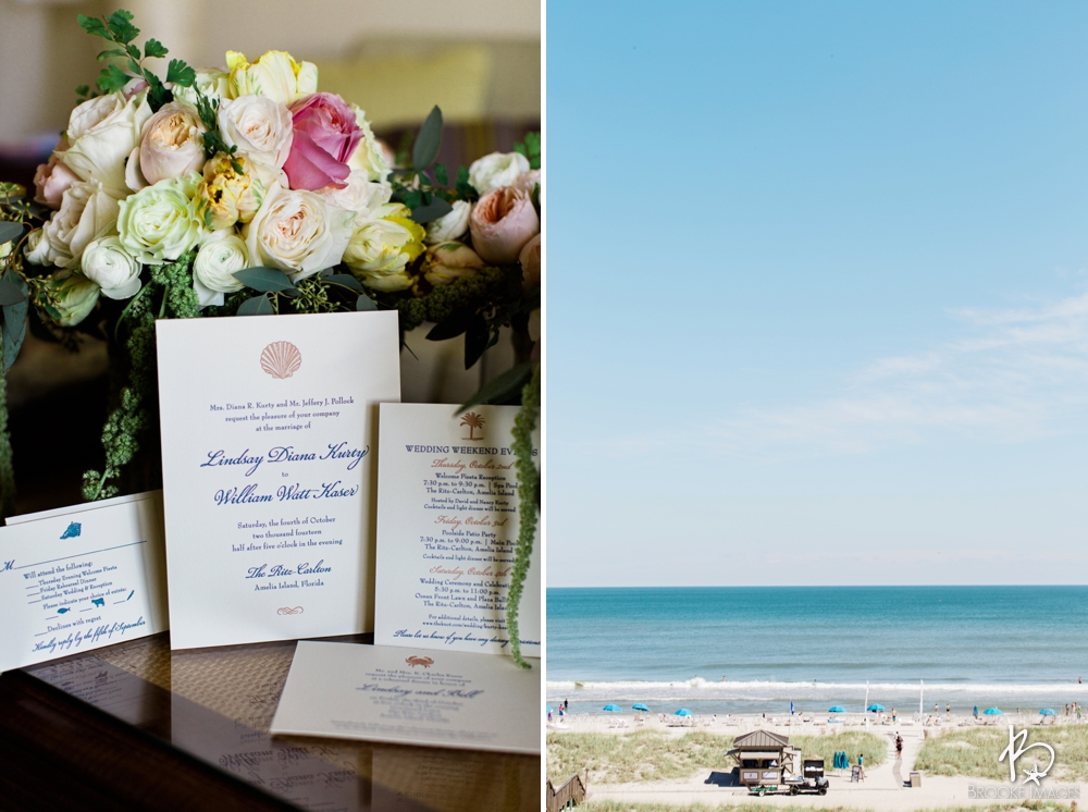 Amelia Island Wedding Photographers, Brooke Images, The Ritz Carlton, Lindsay and Bill
