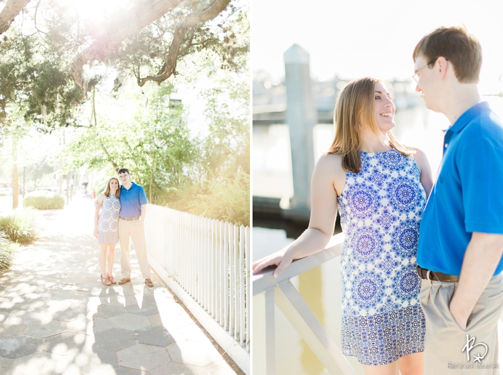 Amelia Island Wedding Photographers, Brooke Images, Engagement Session