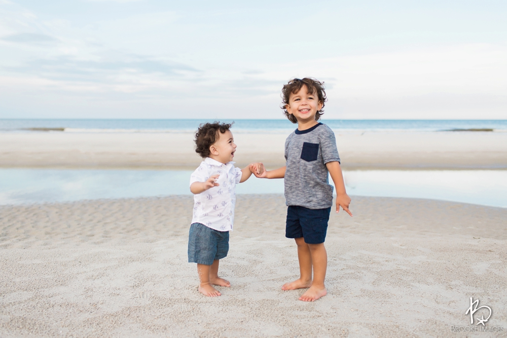 Jacksonville Lifestyle Photographers, Brooke Images, Beach Session, Family Session, Tide Pools