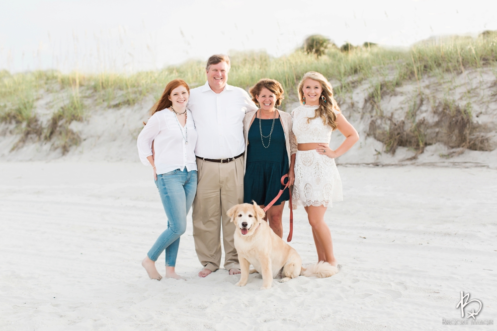 Jacksonville Lifestyle Photographers, Brooke Images, Family Beach Session, Boline Family Session