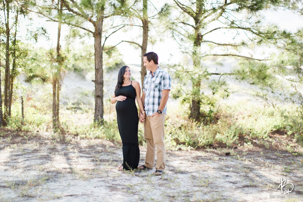 Amelia Island Lifestyle Photographers, Brooke Images, Maternity Session, Beach Session, Katrina and John