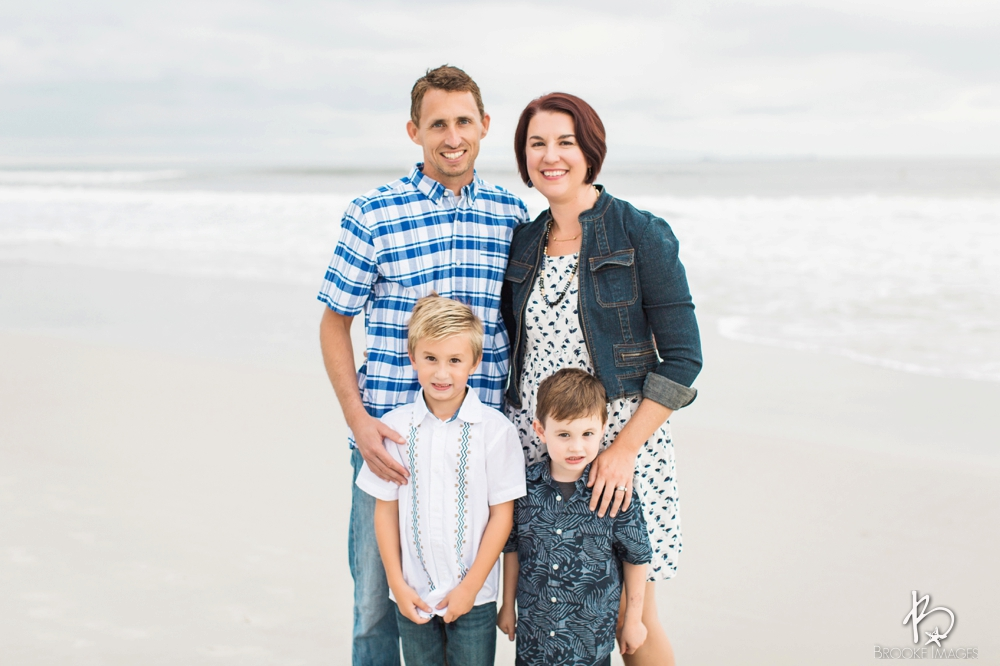 Jacksonville Lifestyle Photographers, Brooke Images, Wright Family Beach Session