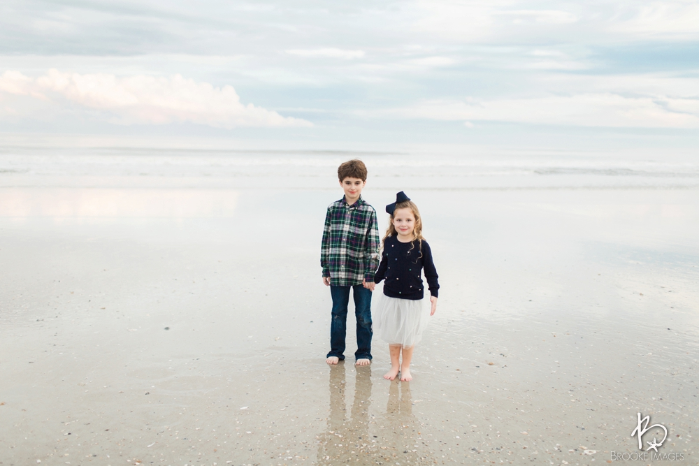Jacksonville Lifestyle Photographers, Brooke Images, Battah Family Session, Beach Session