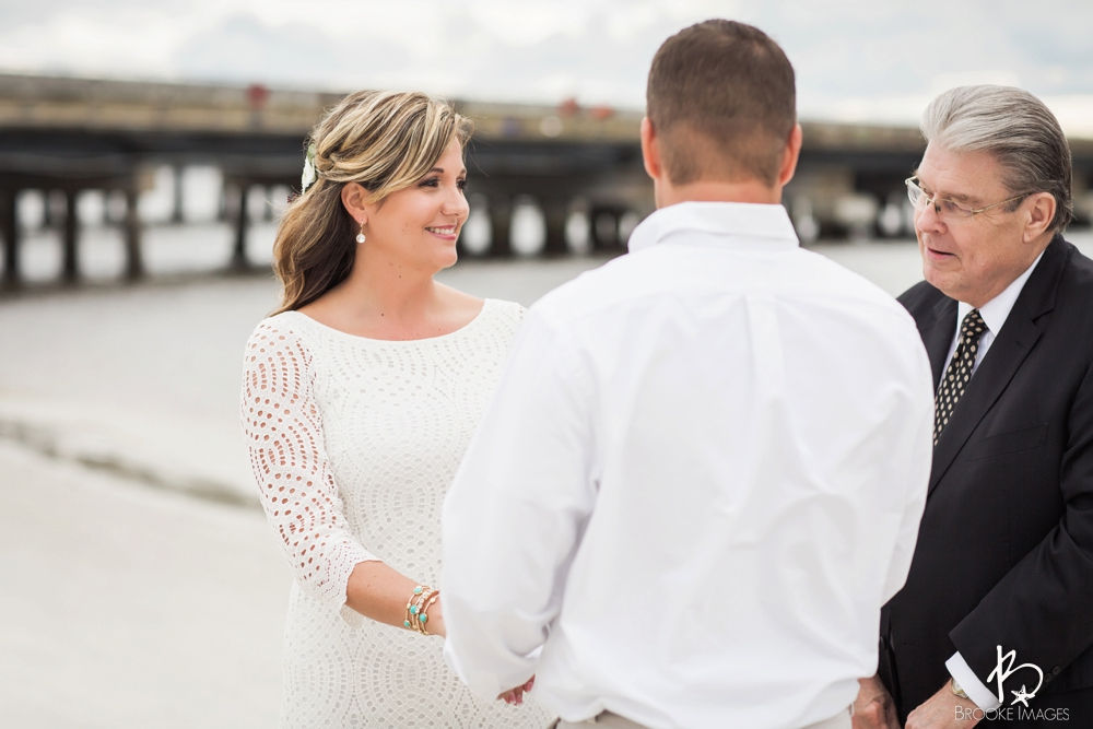 Amelia Island Wedding Photographers, Brooke Images, Elopement Session, Courtney and Micah