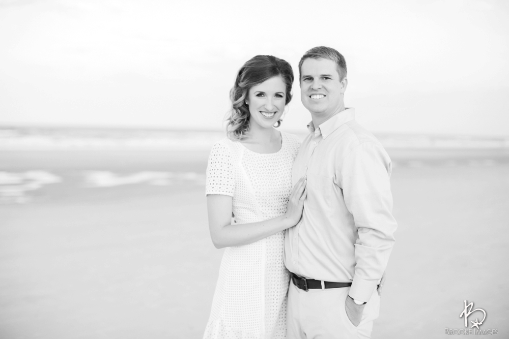 Jacksonville Lifestyle Photographers, Brooke Images, Beach Session, Anne and Chris
