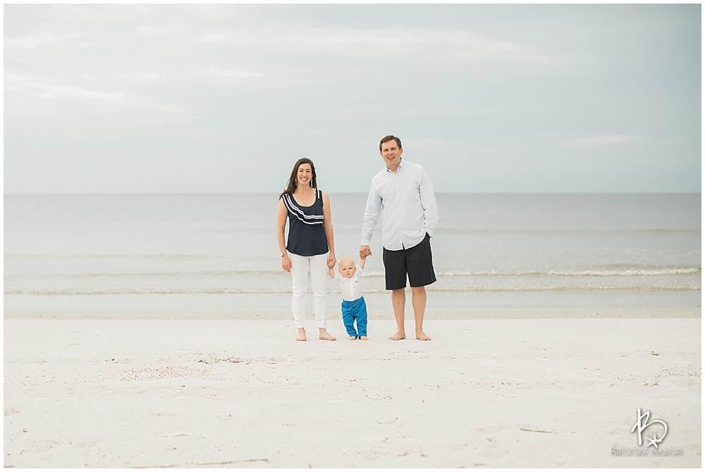 Jacksonville Lifestyle Photographers, Brooke Images, Beach Session, Lifestyle Session, Dasher Family Session
