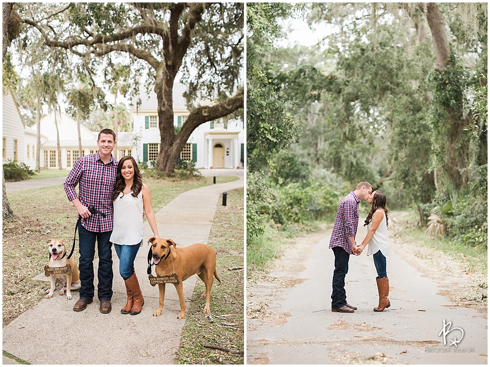 Jacksonville Wedding Photographers, Brooke Images, Ribault Club, Melissa and Brian