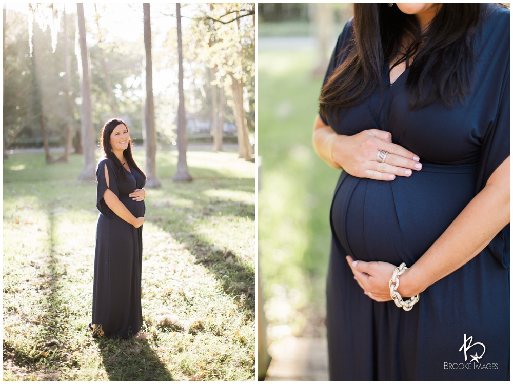 Jacksonville Lifestyle Photographers, Brooke Images, Maternity Session, Haley and Jason