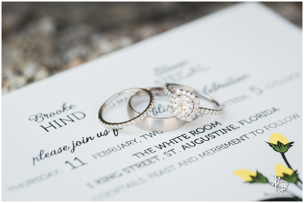 St. Augustine Wedding Photographers, Brooke Images, The White Room, Downtown St. Augustine