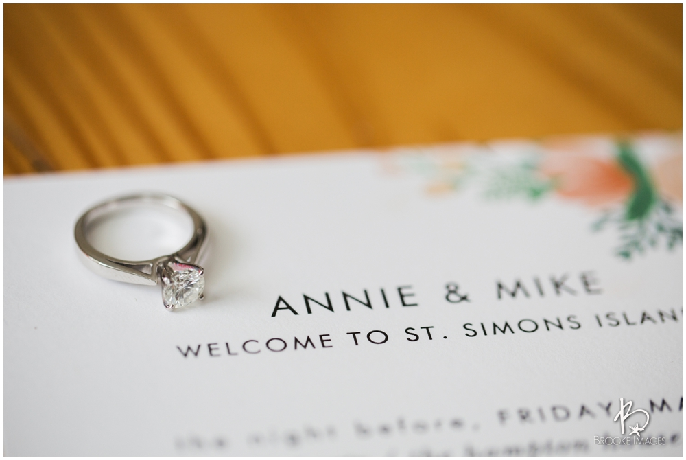 Jekyll Island Wedding Photographers, Brooke Images, Sea Island Wedding Photographers, Annie and Mike