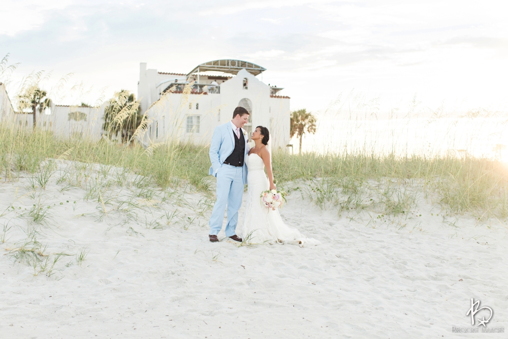 Jacksonville Wedding Photographers Brooke Images Casa Marina Beach Roxanne And